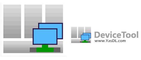 دانلود DeviceTool 1.1.0.18 - دیوایس منیجر جدید و جایگزین برای ویندوز