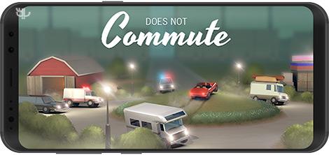 دانلود بازی Does not Commute 1.4.2 - پارادوکس سفر در زمان برای اندروید + نسخه بی نهایت