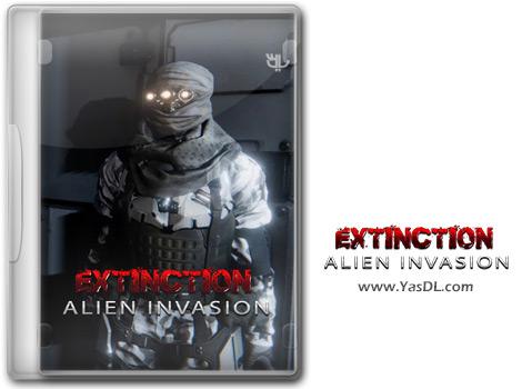 دانلود بازی Extinction Alien Invasion برای PC