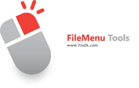 دانلود FileMenu Tools 7.6.2.0 + Portable - مدیریت منوی راست کلیک ماوس در ویندوز