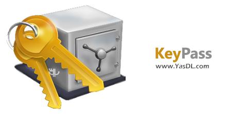 دانلود KeyPass Enterprise Edition 4.9.21 - نرم افزار تایپ خودکار پسوردها در ویندوز