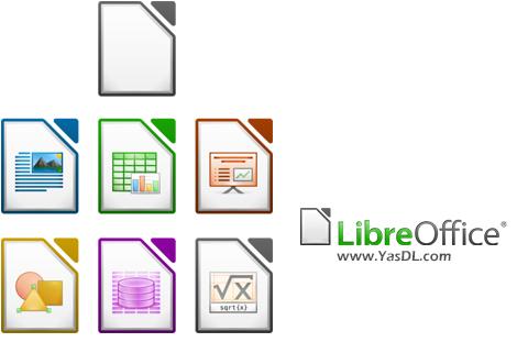 دانلود LibreOffice 6.2.2 x86/x64 - مجموعه آفیس رایگان