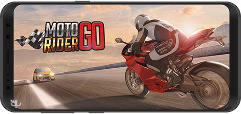دانلود بازی Moto Rider GO Highway Traffic 1.22.4 - موتورسواری در ترافیک برای اندروید + نسخه بی نهایت