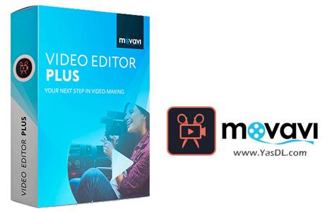 دانلود Movavi Video Editor / Plus 15.3.1 + Portable - نرم افزار ویرایش فیلم