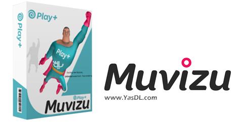 دانلود Muvizu Play+ 1.10 Build 2017.04.06.01R - نرم افزار ساخت انیمیشنهای 3 بعدی