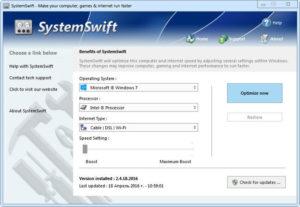 PGWARE SystemSwift.cover1  300x207 - دانلود PGWARE SystemSwift 2.3.1.2021 - بهینهسازی سیستم برای اجرای بازیها