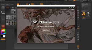 Pixologic Zbrush.cover1  300x163 - دانلود Pixologic Zbrush (x64) 2021.6.4 - ساخت انیمیشنهای 3 بعدی