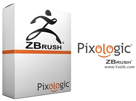 دانلود Pixologic Zbrush (x64) 2021.6.4 - ساخت انیمیشنهای 3 بعدی