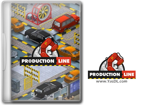 دانلود بازی Production Line: Car Factory Simulation برای PC