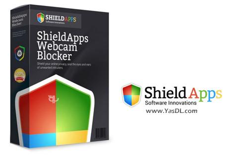 دانلود ShieldApps Webcam Blocker Premium 1.3.4 - نرم افزار حفظ امنیت وبکم