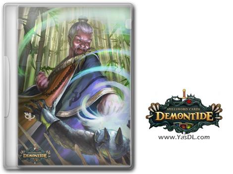 دانلود بازی Spellsword Cards Demontide برای PC