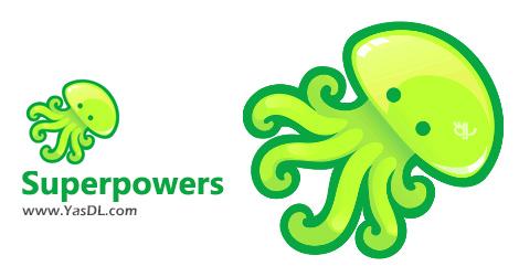دانلود Superpowers 6.0.0 x86/x64 - نرم افزار ساخت بازیهای 2 بعدی و 3 بعدی