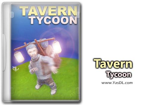 دانلود بازی Tavern Tycoon Dragons Hangover برای PC