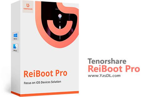 دانلود Tenorshare ReiBoot Pro 8.0.5.12 - رفع مشکلات بوت در دستگاه های iOS