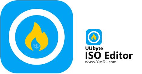 دانلود UUbyte ISO Editor 4.7.1 - ساخت و ویرایش ایمیجهای ISO