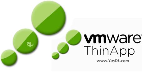 دانلود VMware Thinapp Enterprise 5.2.5 Build 12316299 - ساخت نسخه پرتابل برنامهها