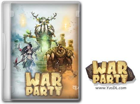 دانلود بازی Warparty برای PC