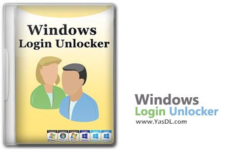 دانلود Windows Login Unlocker 1.4 Final - بازیابی دسترسی به حساب کاربری در ویندوز