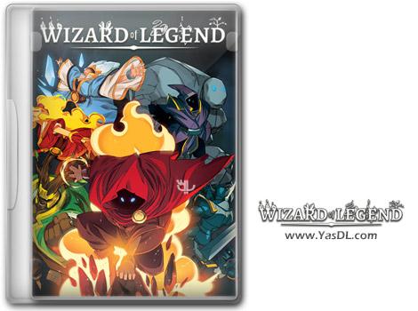 دانلود بازی Wizard of Legend برای PC