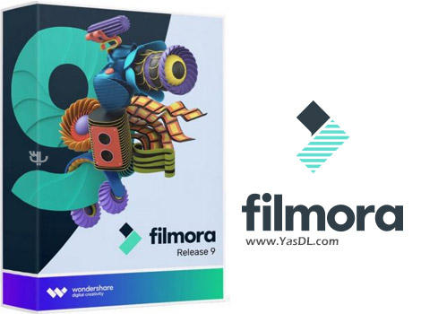 Wondershare Filmora 9.3.6.1 X64 Movie Editing Software