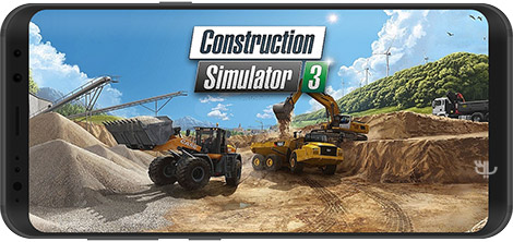 دانلود بازی Construction Simulator 3 1.0 - شبیهساز ساخت و ساز 3 برای اندروید + دیتا + نسخه بی نهایت
