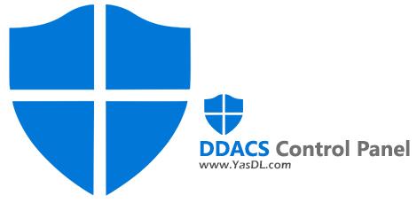 دانلود DDACS Control Panel 2.0 x86/x64 - حفاظت از امنیت کاربر در فضای آنلاین