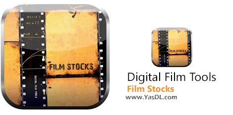 دانلود Digital Film Tools Film Stocks 3.0.2 - اعمال فیلترهای سینمایی بر روی عکسها