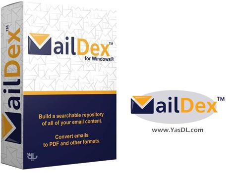 دانلود Encryptomatic MailDex 2019 1.3.4.0 - دستیار مدیریت ایمیل