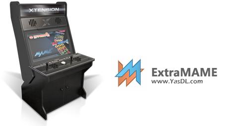 دانلود ExtraMAME 19.3 - شبیه ساز بازی های آرکید برای ویندوز