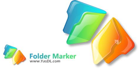 دانلود Folder Marker Pro 4.3.0.1 - تغییر رنگ و سفارشیسازی فولدرها در ویندوز
