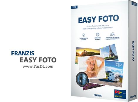 دانلود Franzis Easy Foto 1.12.02741 - نرم افزار زیبا و بهینهسازی تصاویر