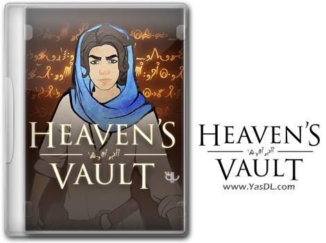 دانلود بازی Heavens Vault برای PC