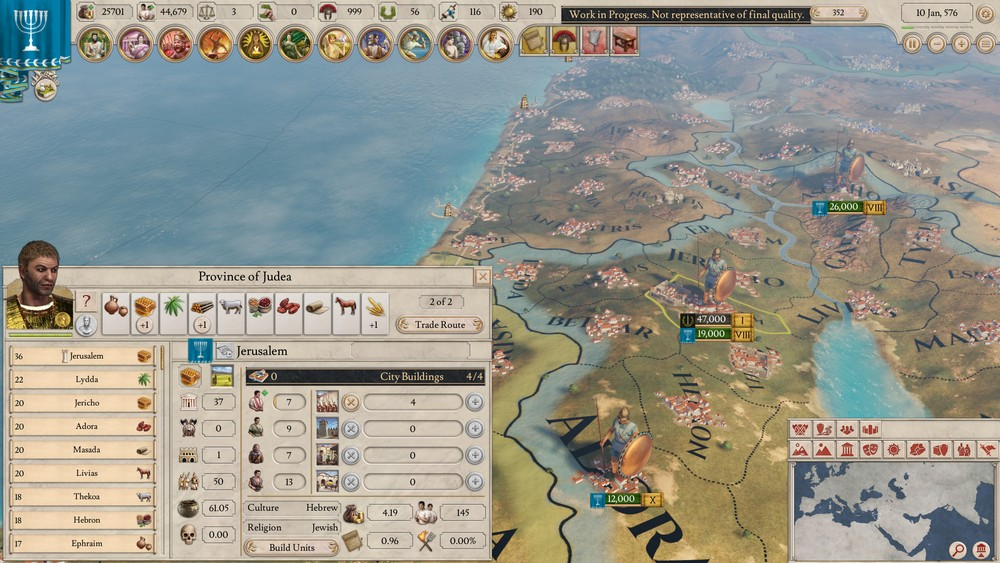 Imperator Rome Game For PC  