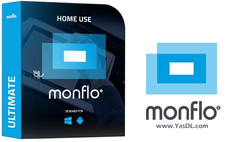 دانلود Monflo 1.6.0 - ابزار برقراری ارتباط ریموت با کامپیوتر