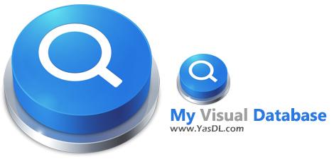 دانلود My Visual Database 5.3 - ساخت برنامههای مجهز به بانک اطلاعاتی