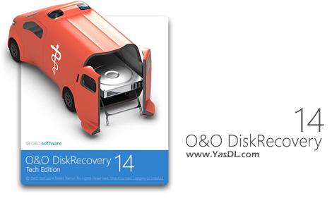 دانلود O&O DiskRecovery Admin / Technician Edition 14.0.17 - بازیابی اطلاعات حذف شده