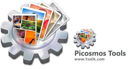 دانلود Picosmos Tools 2.3.0.0 x86/x64 - ابزار مدیریت و ویرایش تصویر
