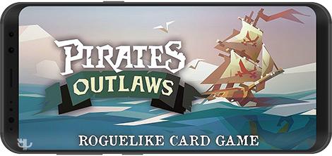 دانلود بازی Pirates Outlaws 1.05 - دزدان دریایی برای اندروید + نسخه بی نهایت