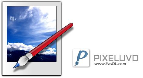 دانلود Pixeluvo 1.6.0 - نرم افزار ویرایش حرفهای تصاویر