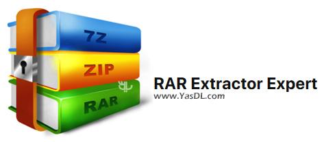 دانلود RAR Extractor Expert Pro 2.2 macOS - نرم افزار مدیریت فایلهای فشرده در مک