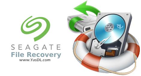 دانلود Seagate File Recovery Suite 3.2.6 Technician - بازیابی اطلاعات حذف شده