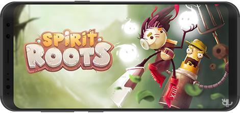 دانلود بازی Spirit Roots 1.0 - نبرد سیارات برای اندروید + دیتا