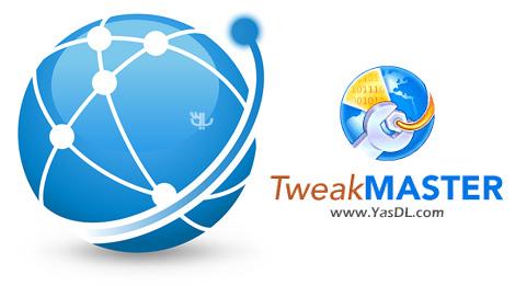 دانلود TweakMASTER Pro 3.60 - نرم افزار بهینهسازی سرعت اینترنت