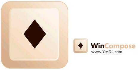 دانلود WinCompose 0.9.0 + Portable - تایپ آسان حروف خاص و ایموجی در ویندوز