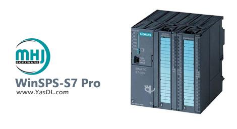 دانلود WinSPS-S7 Pro 6.04 - برنامه نویسی پیالسی استپ سون (S7-300/S7-400)