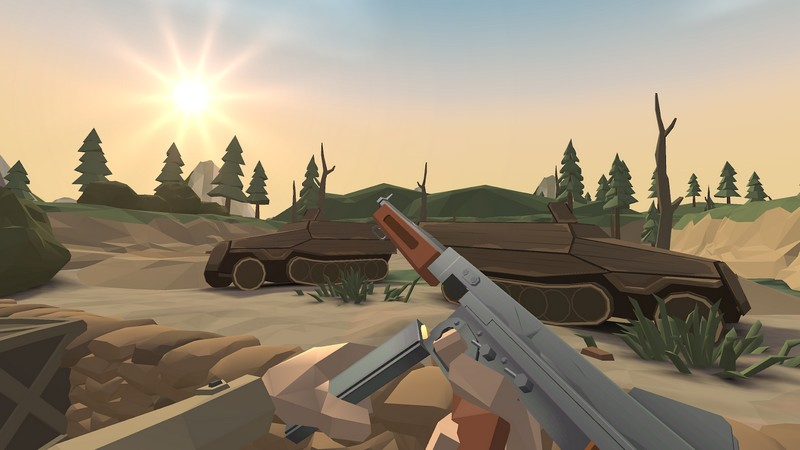 World War Polygon: WW2 Shooter 1.91 For Android + Infinity