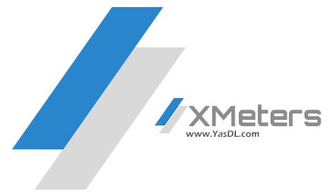 دانلود XMeters Pro 1.0.102.0 - نمایش وضعیت مصرفی سخت افزارها در نوار تسک بار
