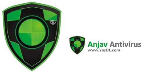 دانلود Anjav Antivirus 9.3.0 - آنتی ویروس جدید برای محافظت از امنیت کاربر