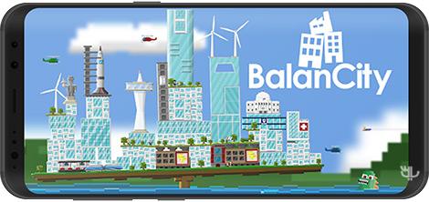 دانلود بازی BalanCity 1.4.1 - حفظ تعادل شهر برای اندروید + نسخه بی نهایت