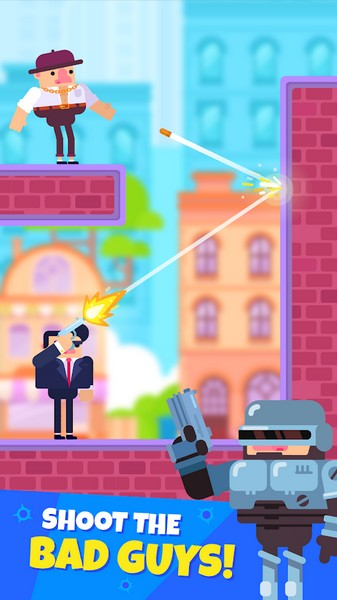 Bullet Master 1.0.0 Shoot Master With Guns For Android + Infinite Edition
